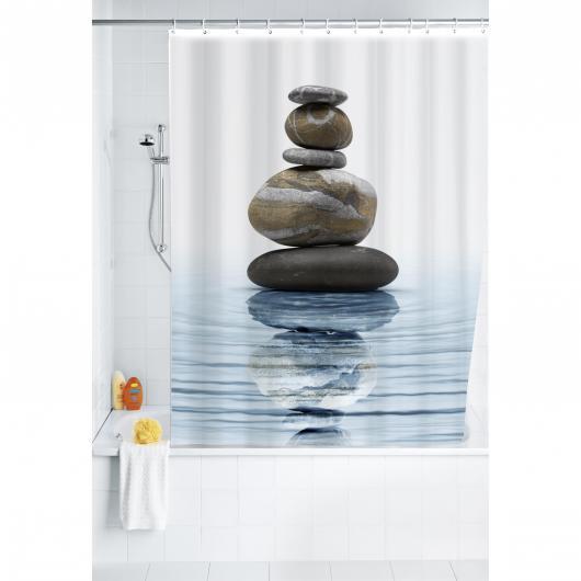 Rideau de Bain 180x200, Polyester, Meditation