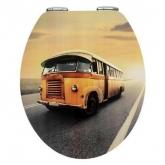 Coprivaso WC Vintage Bus, MDF/Metal