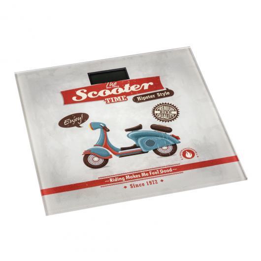 Bascula de baño Vintage Scooter