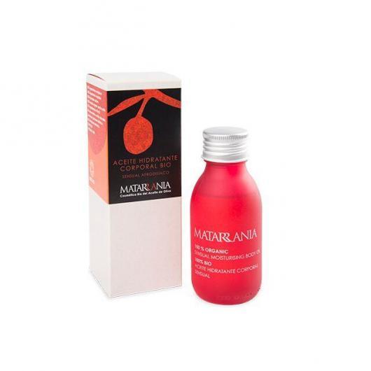 Aceite hidratante Sensual  Bio Matarrania, 100ml