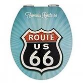 Coprivaso WC Vintage Route 66,MDFMeta