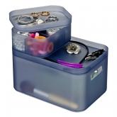 Organizzatore per il bagno ice Cubo S