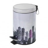 Cubo con pedal Midtown, 3 ltr.
