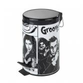 Cubo con pedal Groovy, 3 ltr.