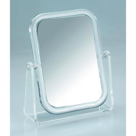 Specchio per cosmetici Acrilico Noci 10x15
