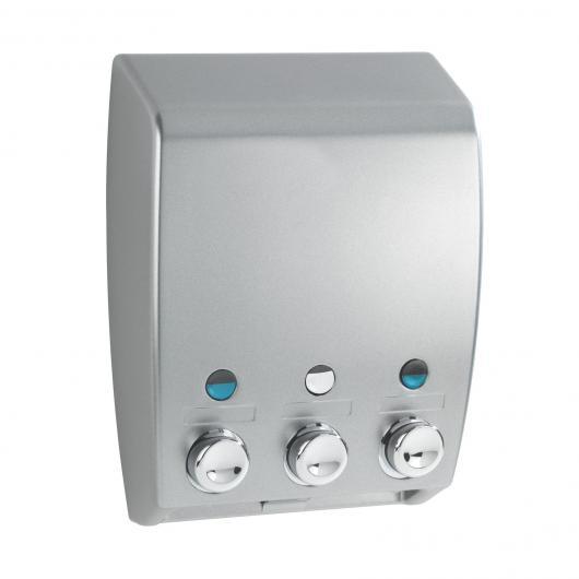 Dispenser gel 3 depositi Varese Platin