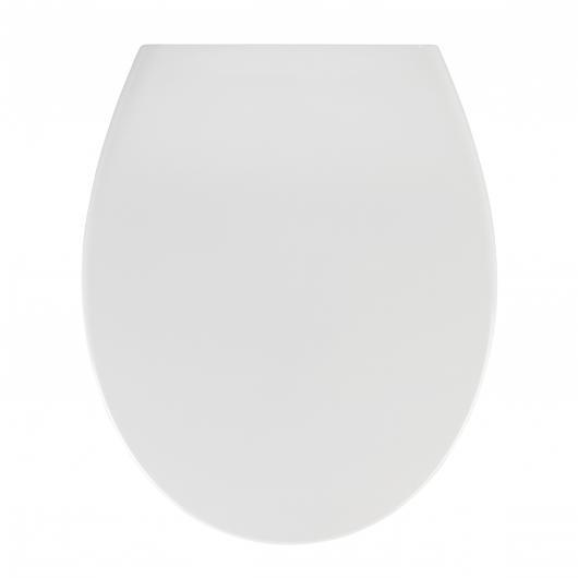 Cuvette WC Samos, blanc, Easy Close Duroplast