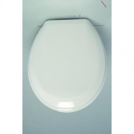 Tapa de inodoro Top, blanco