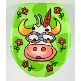 Cuvette WC Crazy Cow