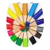 Cuvette WC Crayons de Couleurs, Duroplast