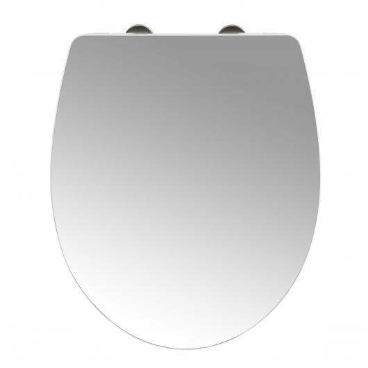Asiento Tapa WC Reflect Duropa. acrílico