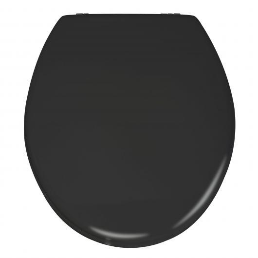 Cuvette WC Prima, noir matte