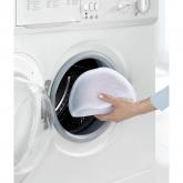 Sacco lavatrice, 2 pzs Bianco