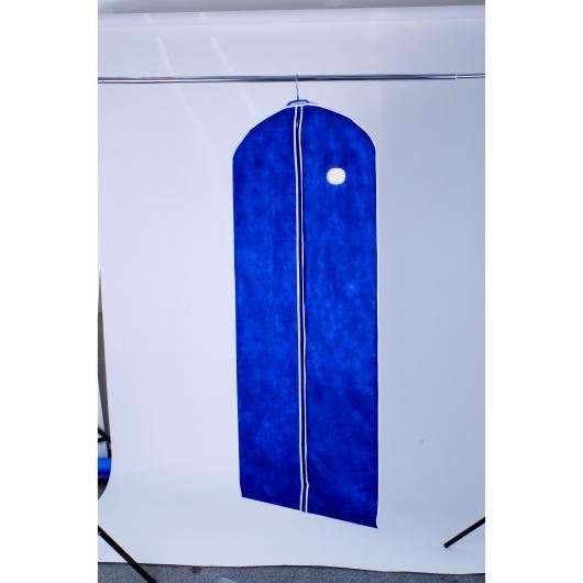 Sacchetti per indumenti Air blu scuro Wenko