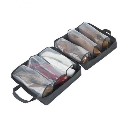 Borsa da viaggio per 3 paio di scarpe