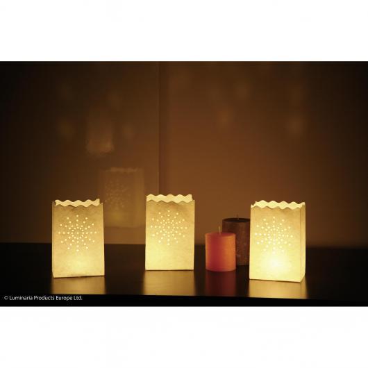 Lanterne Décorative Petit Soleil, Petite, 10 pièces