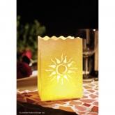 Lanterne Décorative Rayons de Soleil, Petite, 10 pièces