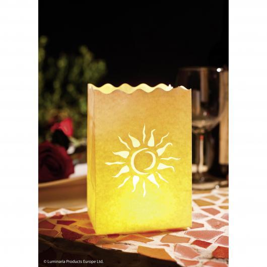 Illuminazione decorativa Raggio di Sole piccola 10p.