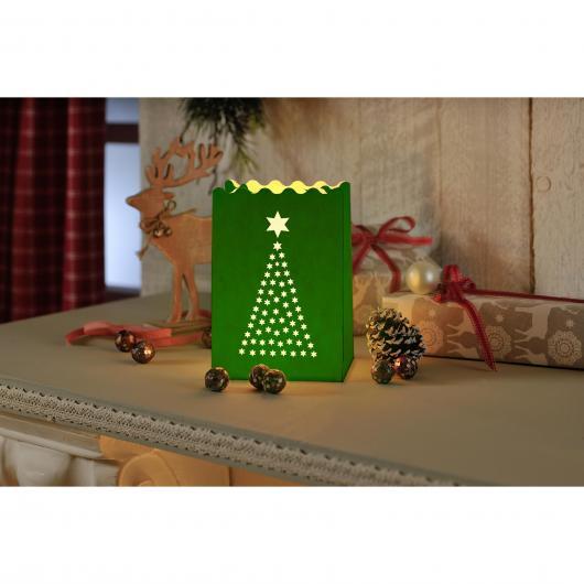 Illuminazione decorativa Albero di Natale 8 p.