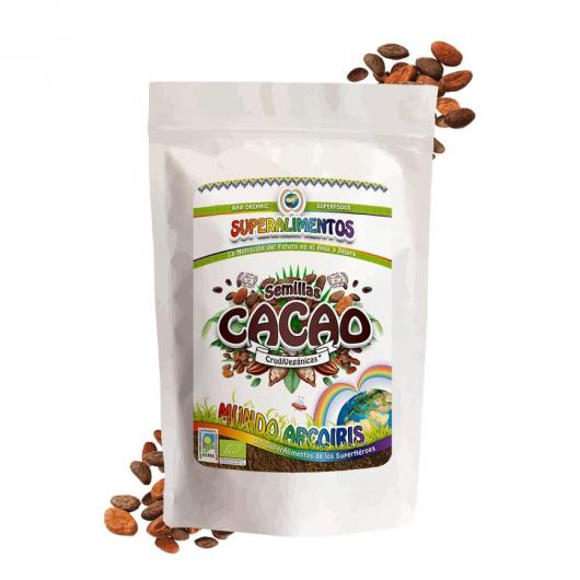 Semi di cacao ecoloigico Mundo ArocIris