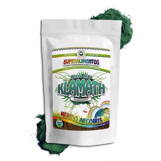 Klamath Alga Mundo ArcoIris 50 gr