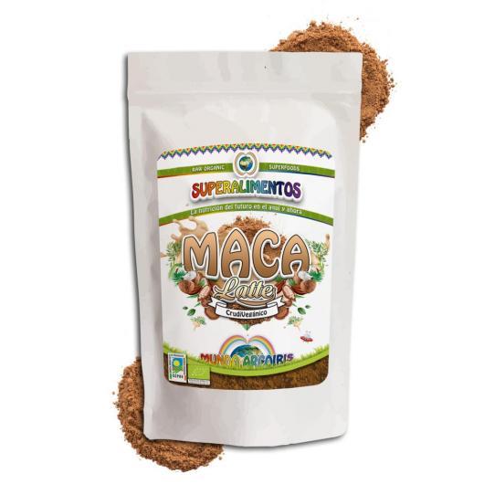 Maca latte Mundo ArcoIris 250 gr