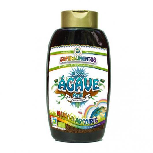 Sirop d'Agave Écologique Mundo Arcolris, 500 ml