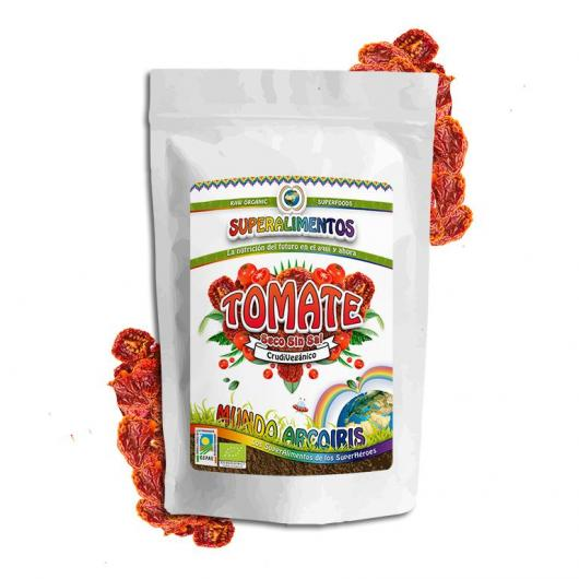 Tomates sèches Ecologique Mundo Arcolris