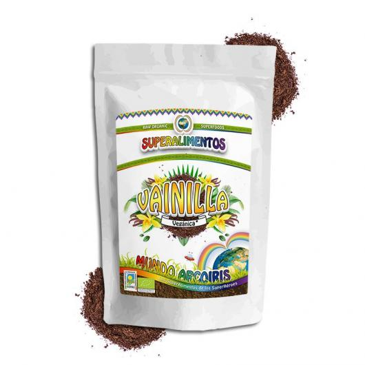 Vaniglia in polvere ecológico 1 kg Mundo ArcoIris