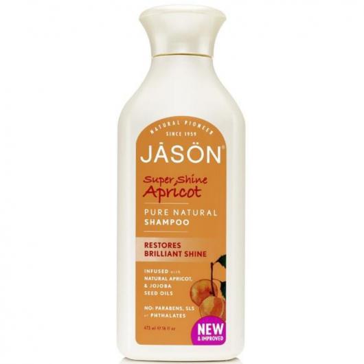 Champú Albaricoque Jason, 473 ml