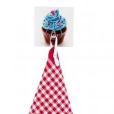 Static-Loc percha mural UNO cupcake