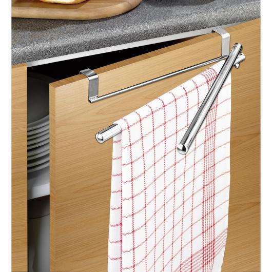 Porte serviette pour portes Twin Swing