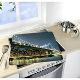 Tablas vidrio cocinas 2p Brooklyn Bridge