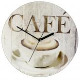 Orologio da parete Ø 27 cm Café