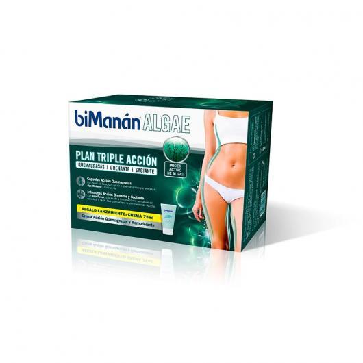 Algae triple acción Bimanán