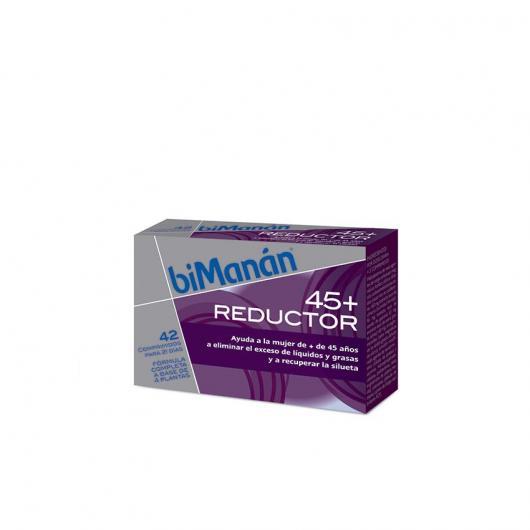 45+ Reductor Bimanán, 42 comprimidos