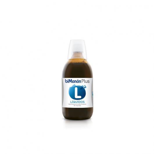 Plus L líquidos Bimanán, 500 ml