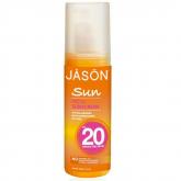 Protettore solare natural Facial SPF 20 Jason