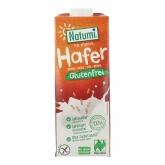 Bebida Aveia Sem Glúten Bio Natumi, 1 litro