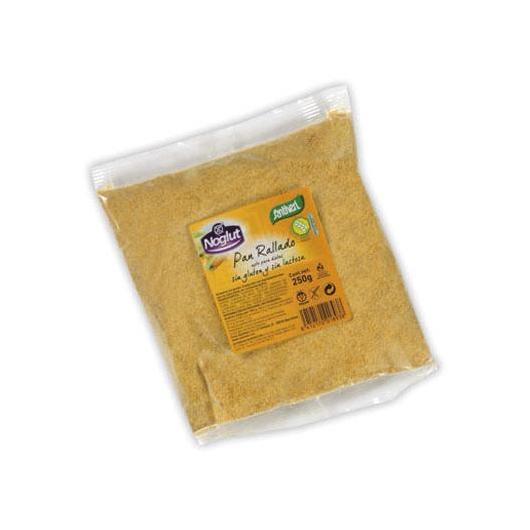 Pan rallado sin gluten Noglut Santiveri, 250 g