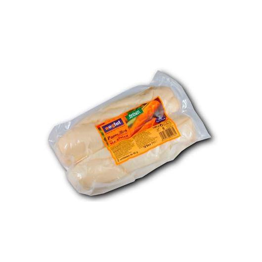 Panecillos sin gluten y sin lactosa Nuglut Santiveri, 250 g
