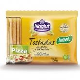 Pan tostato sapore pizza senza glutine  Noglut Santiveri, 350 g