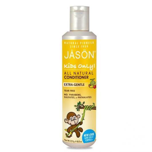 Acondicionador extra suave especial niños Kids Only Jason, 227 ml