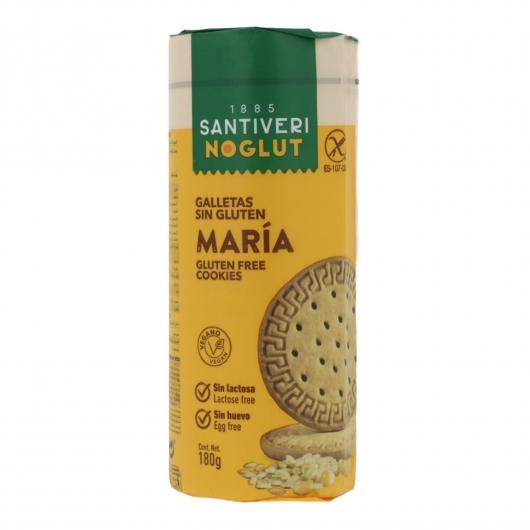 Galletas María sin gluten Santiveri, 210 g