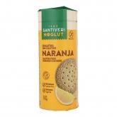 Biscotti digestivi arancia senza glutine Santiveri, 195 g