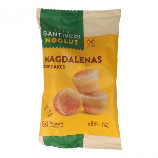 Muffin senza glutine Noglut Santiveri, 170 g