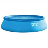 Conjunto completo piscina Easy Set 457 x 122 cm Intex