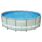 Piscina Ultra 488 x 122 cm com depuradora Intex