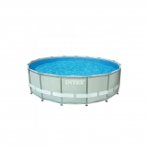 Piscina Ultra 427 x 107 cm com depuradora Intex