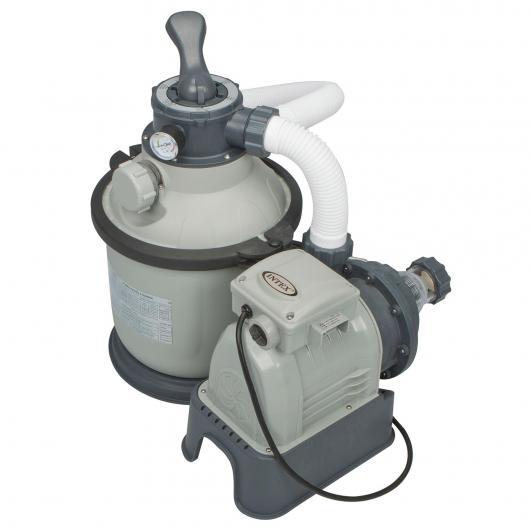 Depuradora de arena 4.500 L/h Intex